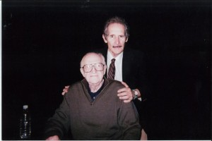 Milliard Kauffman with Stanley Dyrector. Marines WW2